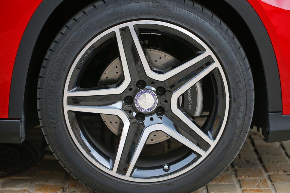 Prueba: Mercedes GLA 220 CDI 4Matic