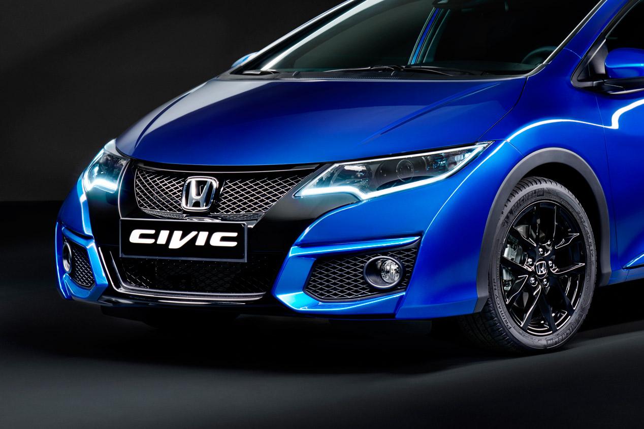 Honda Civic 2015, más deportivo y tecnológico