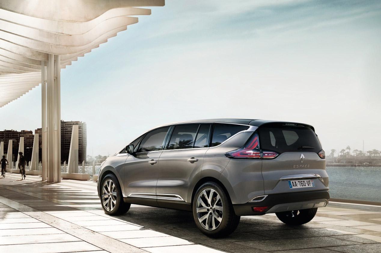 Nuevo Renault Espace 2015