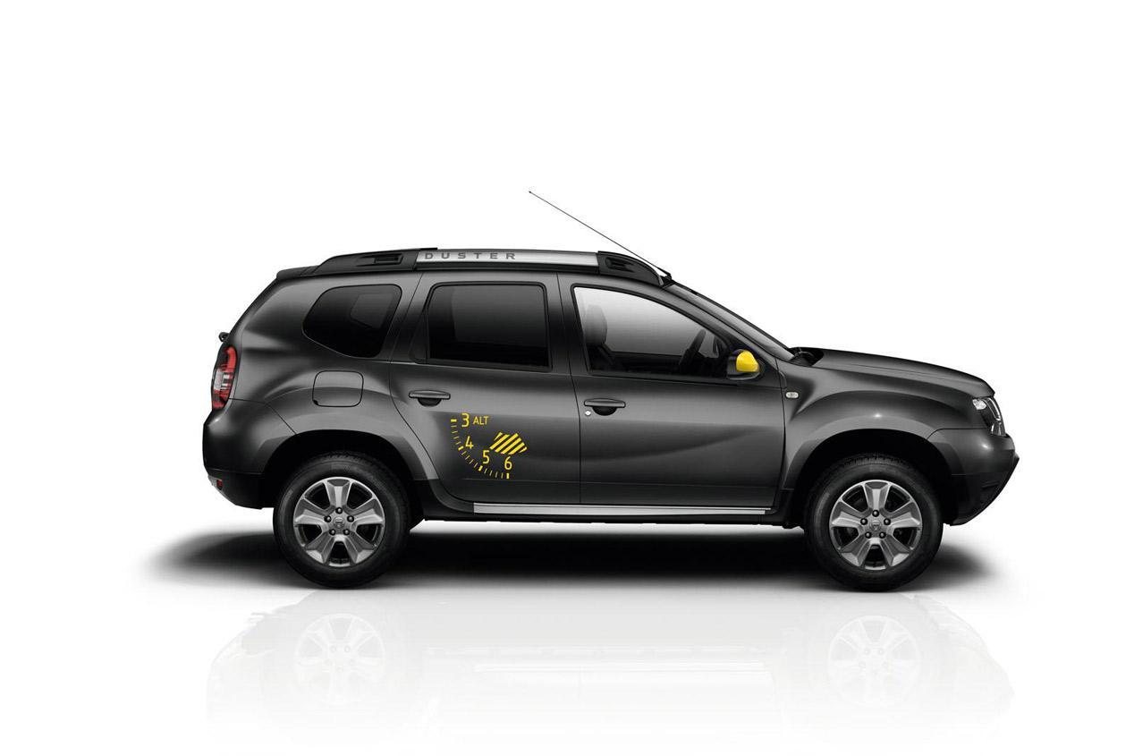 Dacia Duster Air y Sandero Black Touch