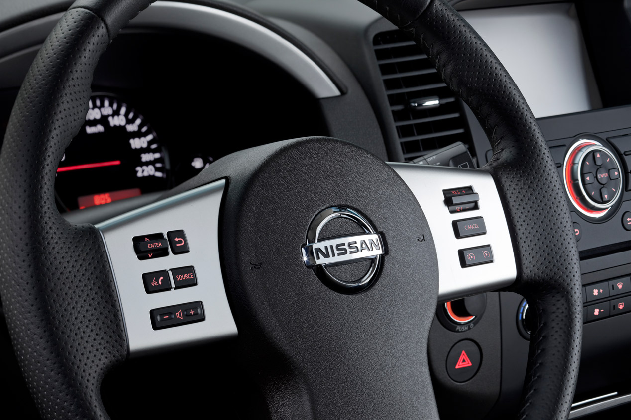 Nuevo Nissan Navara 2015