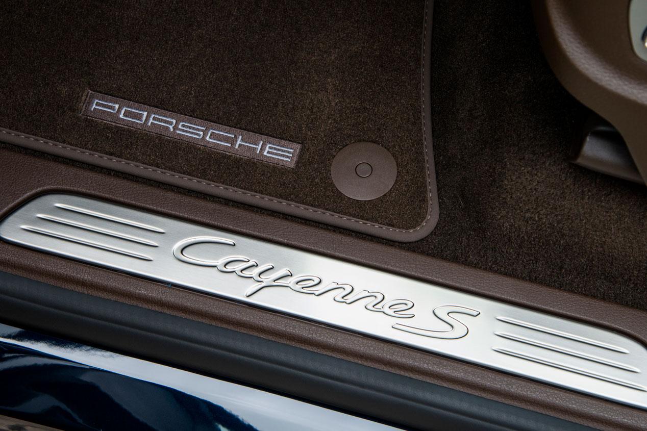 Contacto: Porsche Cayenne, eficiencia y dinamismo