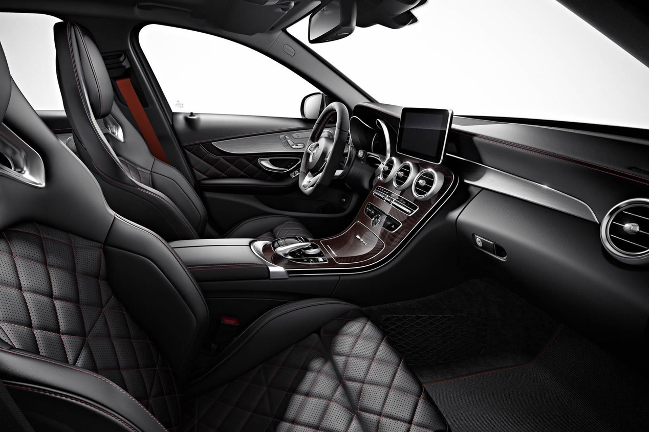 Mercedes C63 AMG S Edition 1