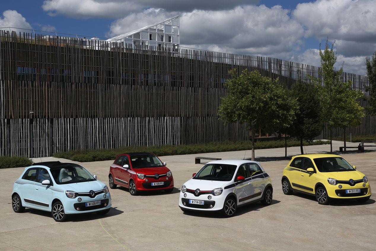 Contacto: Renault Twingo, prestidigitador