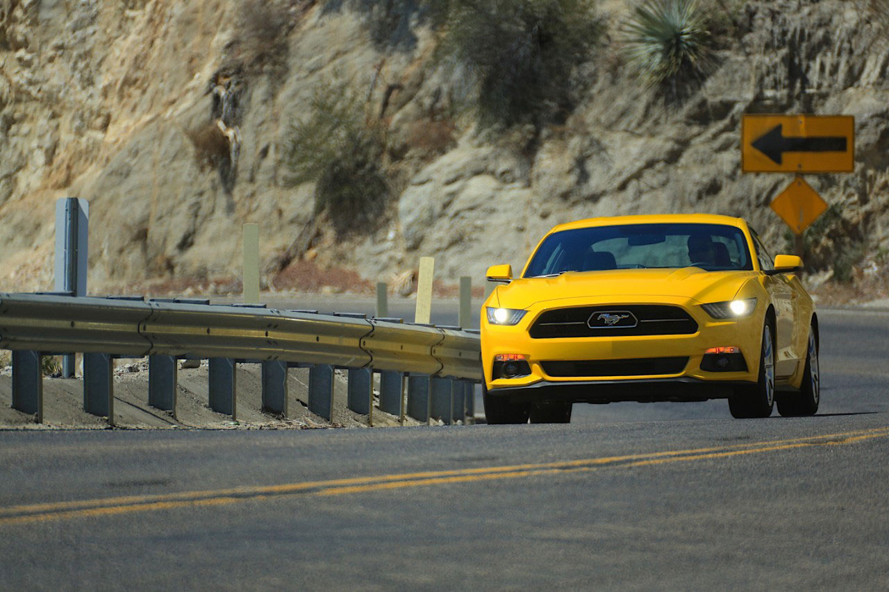 Contacto: Ford Mustang, igual que siempre, mejor que nunca