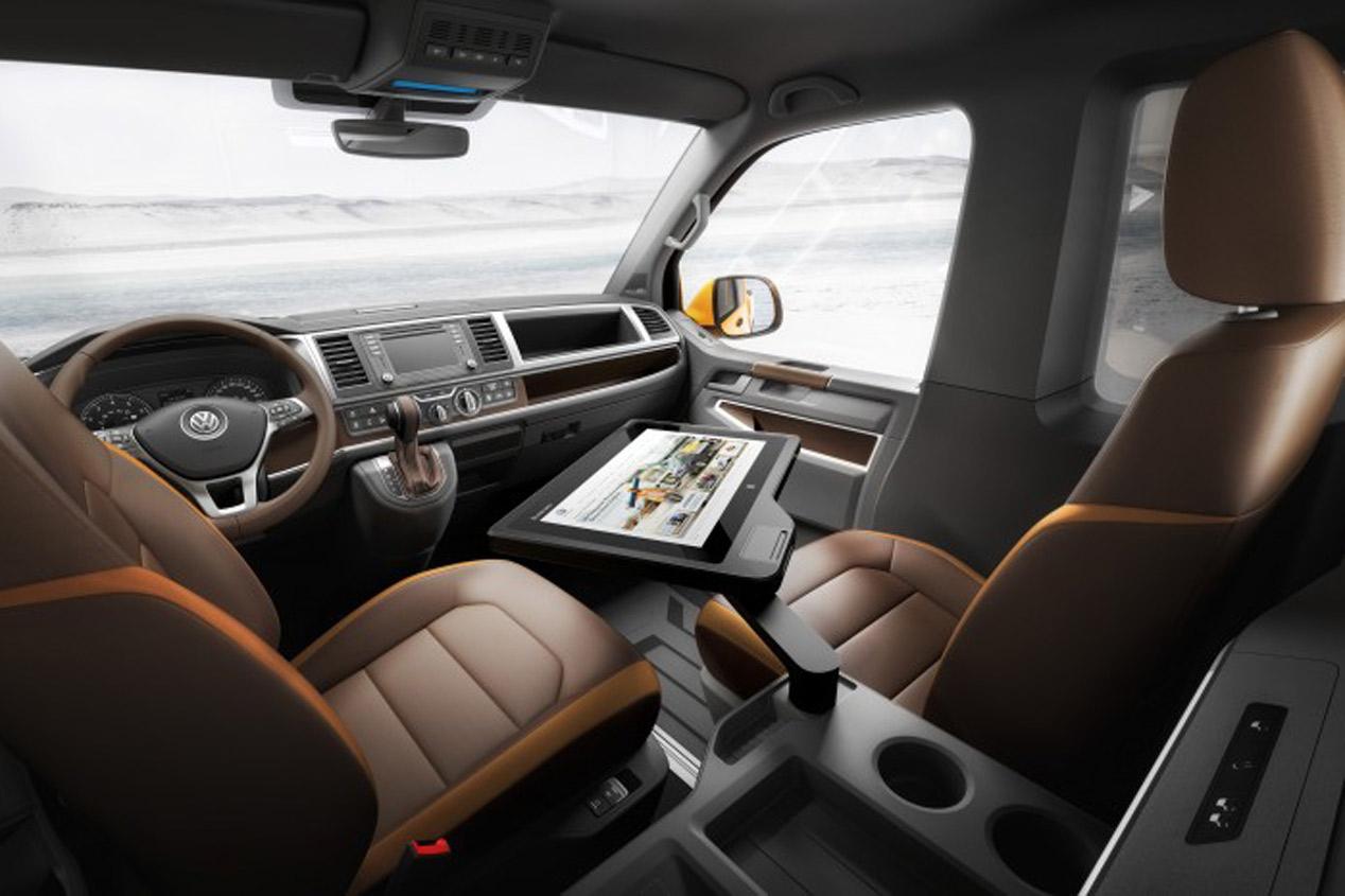 Volkswagen Tristar: un Transporter multitarea