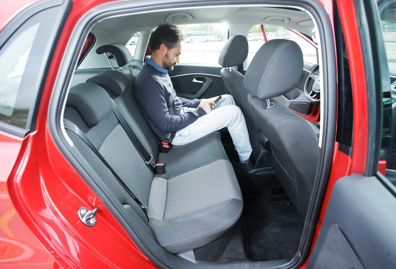 Volkswagen Polo 1.2 TSI 110 BMT, Utilitario tecnológico