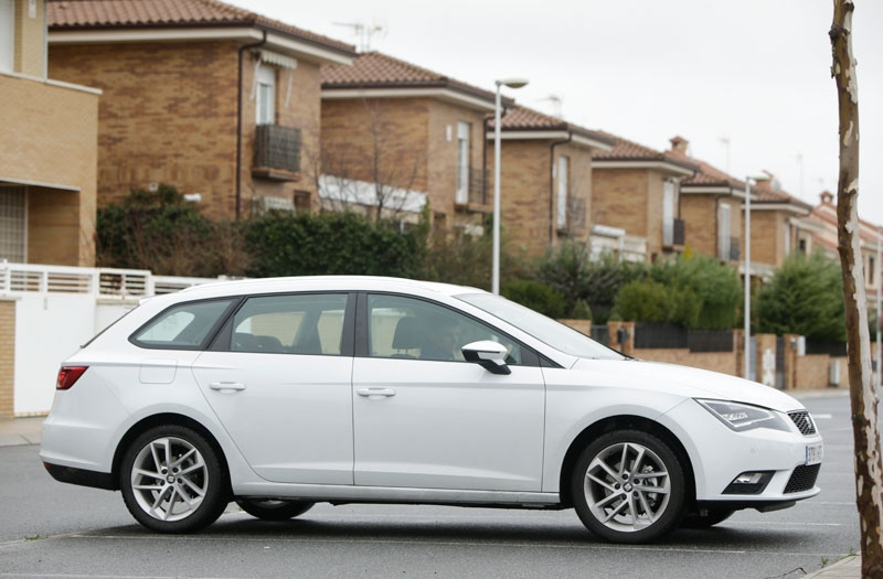 Cinco mejores coches familiares