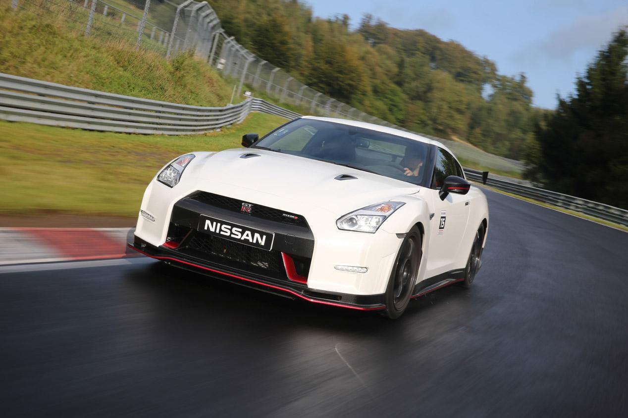 Contacto: Nissan GT-R Nismo