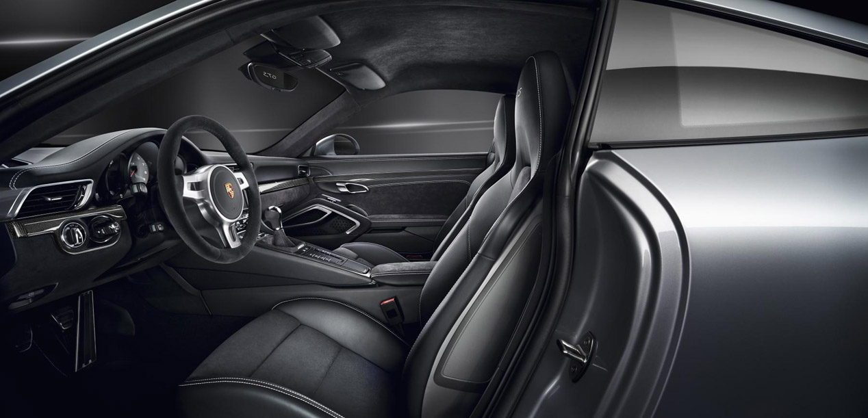 Nuevo Porsche 911 Carrera GTS