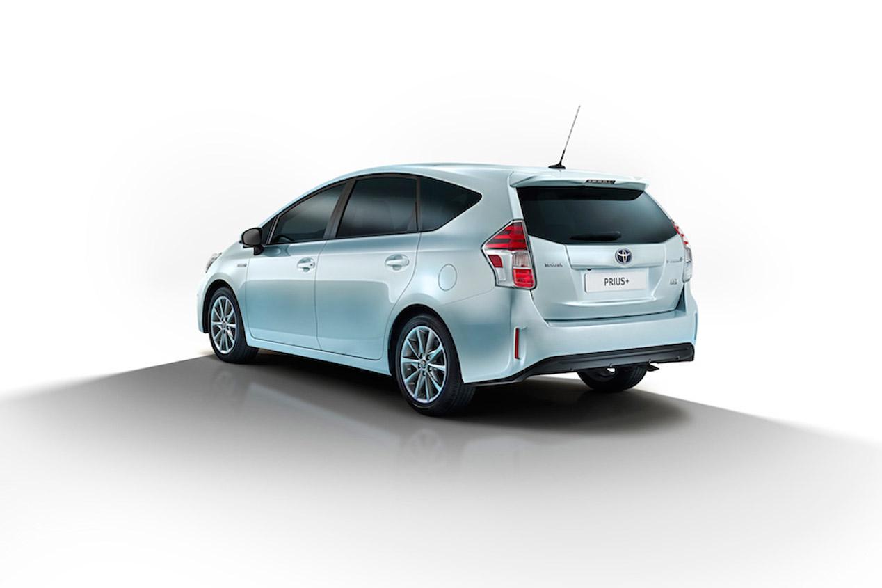 Toyota Prius+ 2015, cambios en todos los frentes