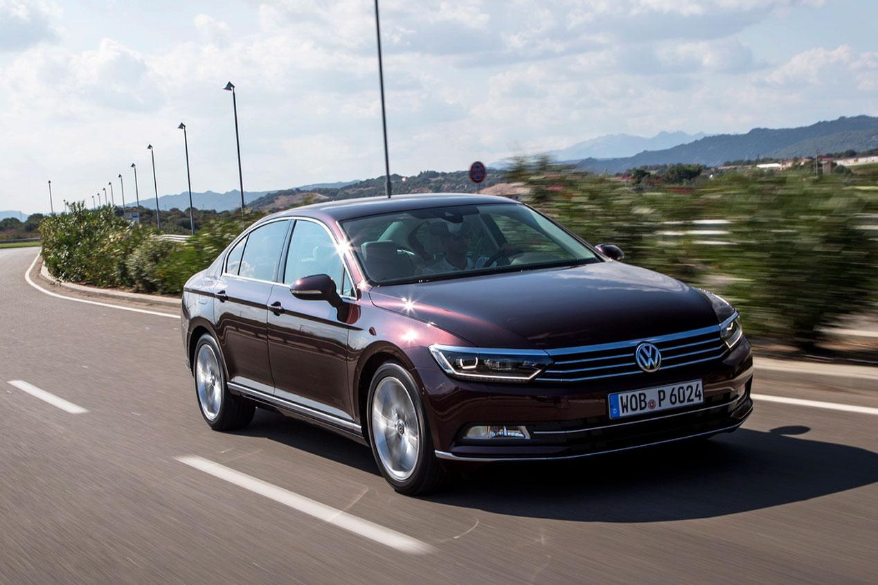 Volkswagen passat (prijzen gte p.24)   autoweek.nl