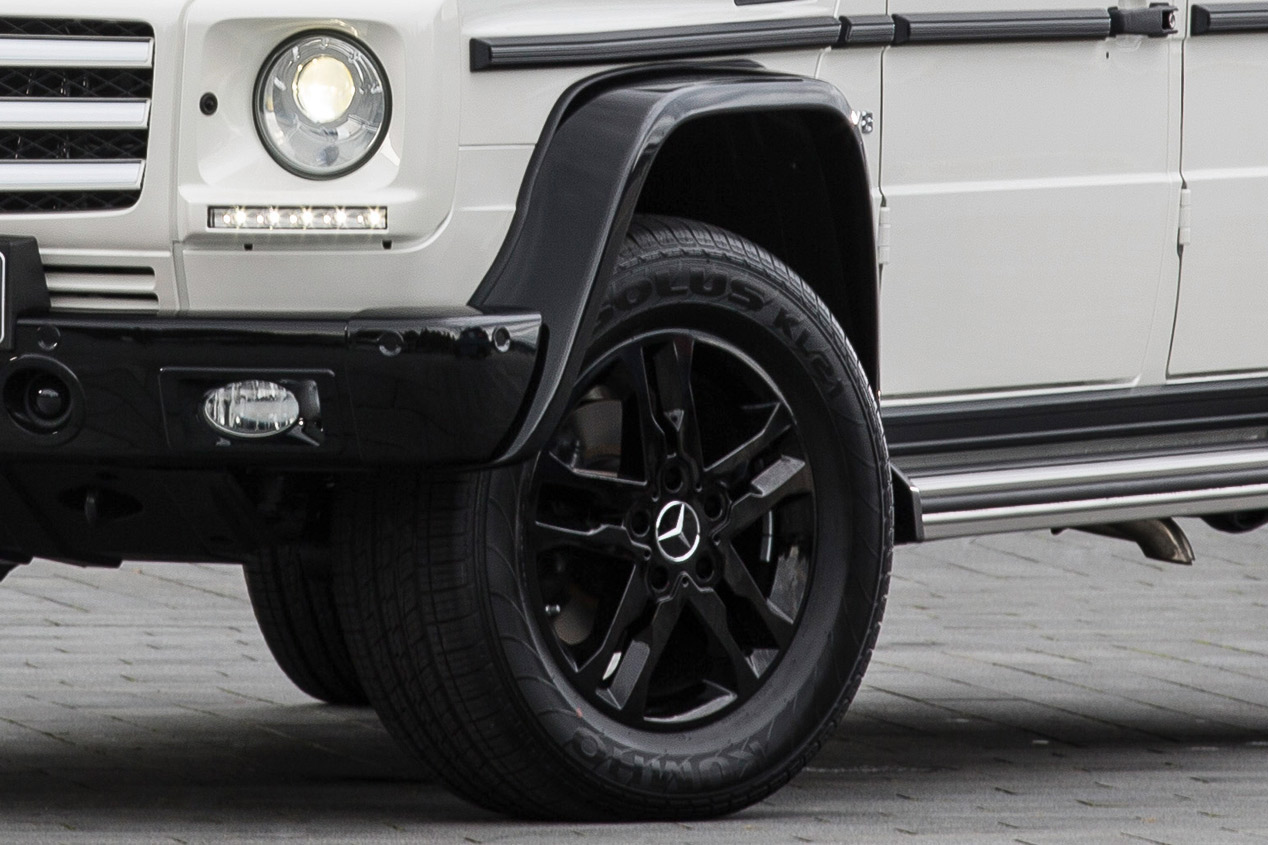 Mercedes Clase G 35 Edition