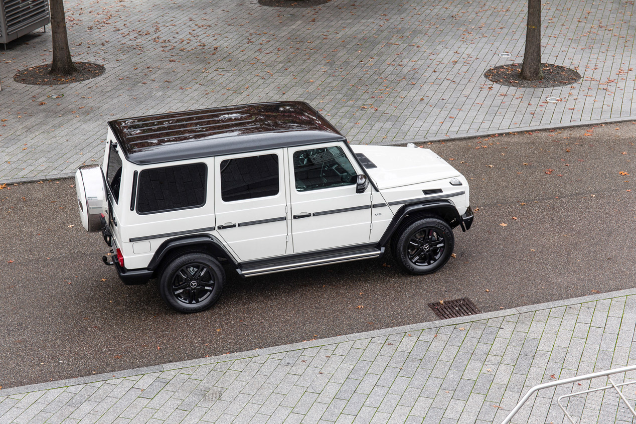 Mercedes Clase G 35 Edition