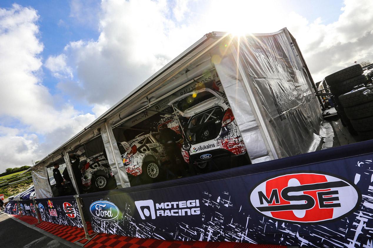 Así es el Mundial de Rallycross de la FIA