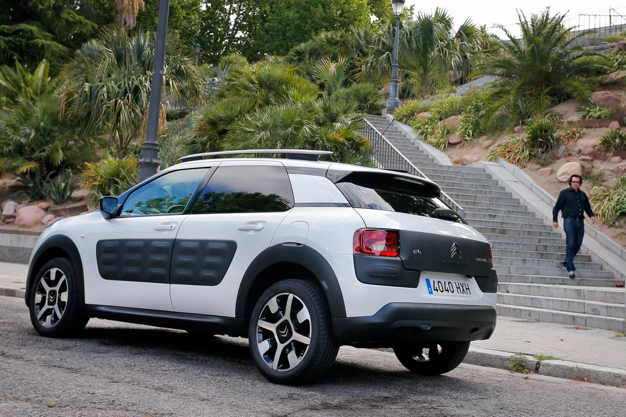 Prueba: Citroën C4 Cactus 1.6 e-HDI ETG6, un compañero amable