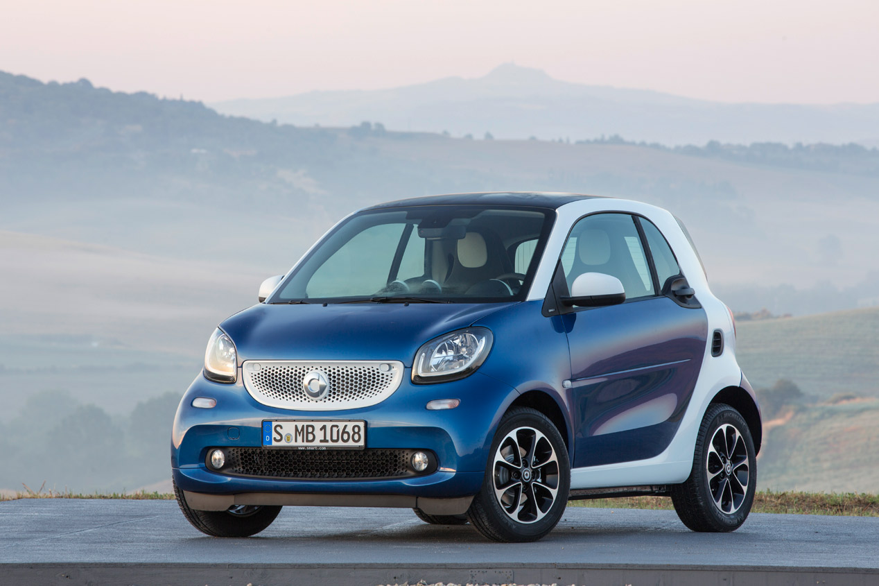 Smart ForTwo y ForFour