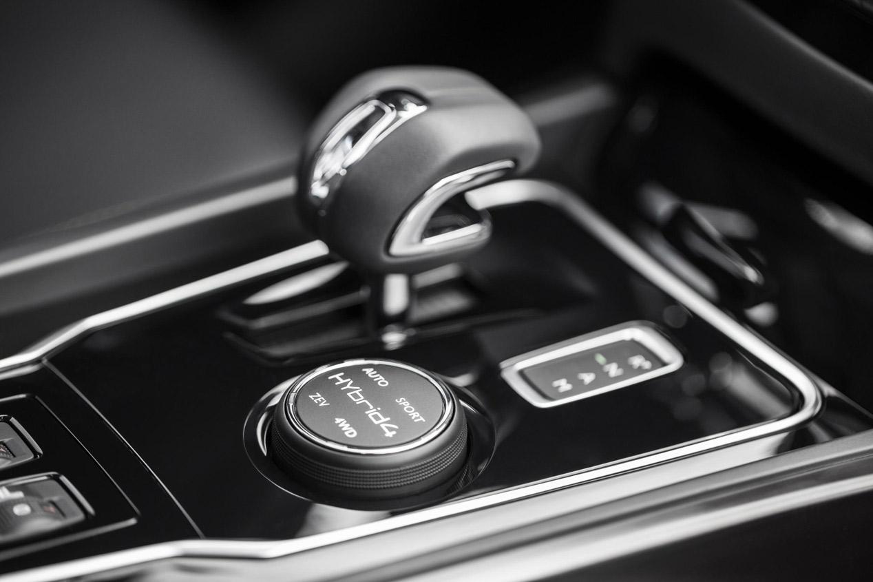 Peugeot 508 RXH 2015, versatilidad y eficiencia
