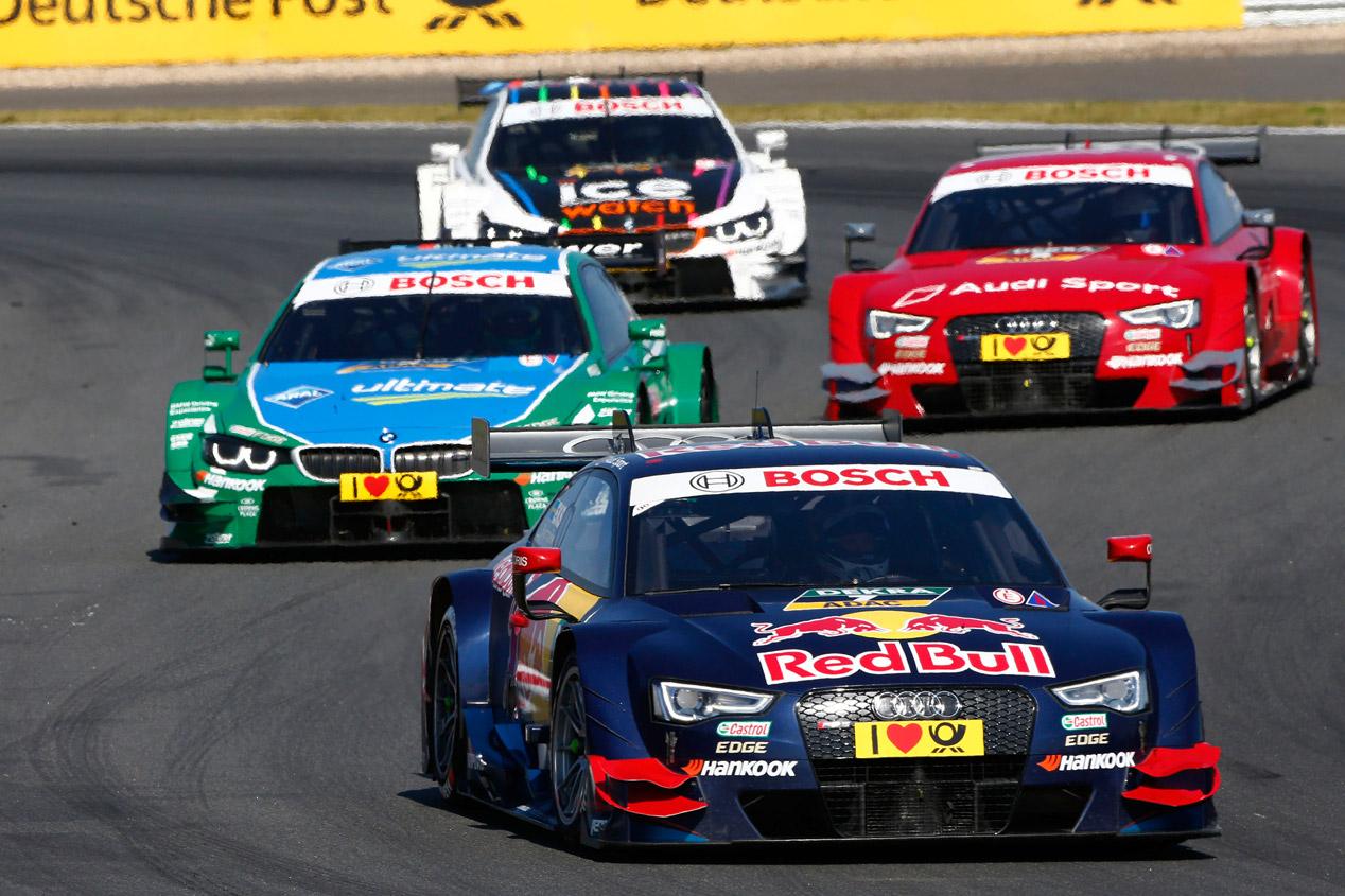 Los coches de competición, en profundidad