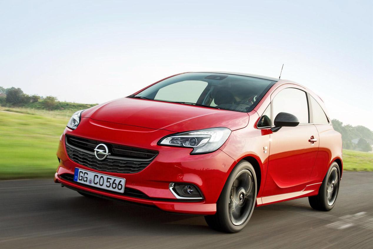 Opel Corsa OPC Line 2015