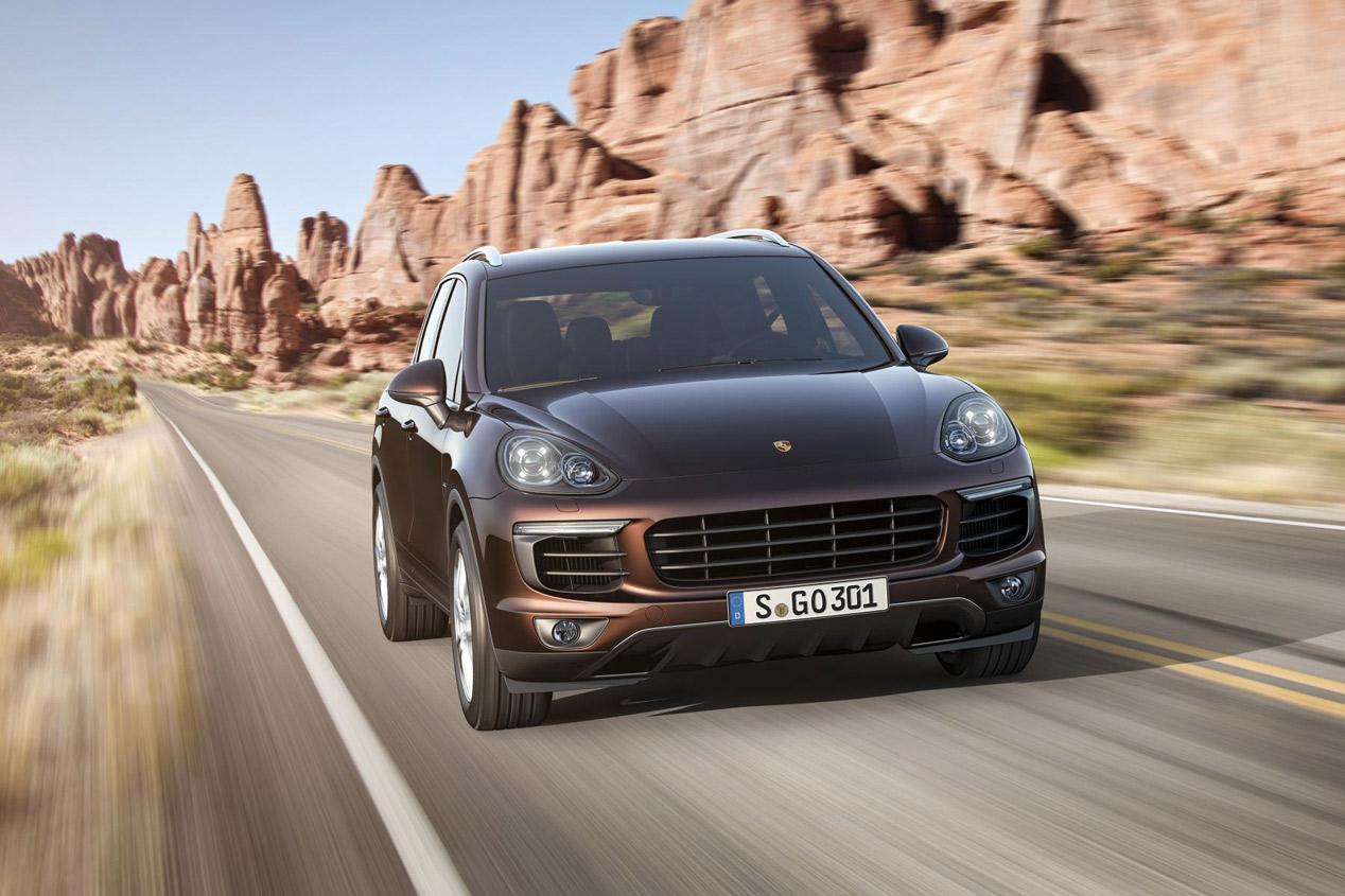 Nuevo Cayenne, los fans de Porsche lo personalizan a su gusto