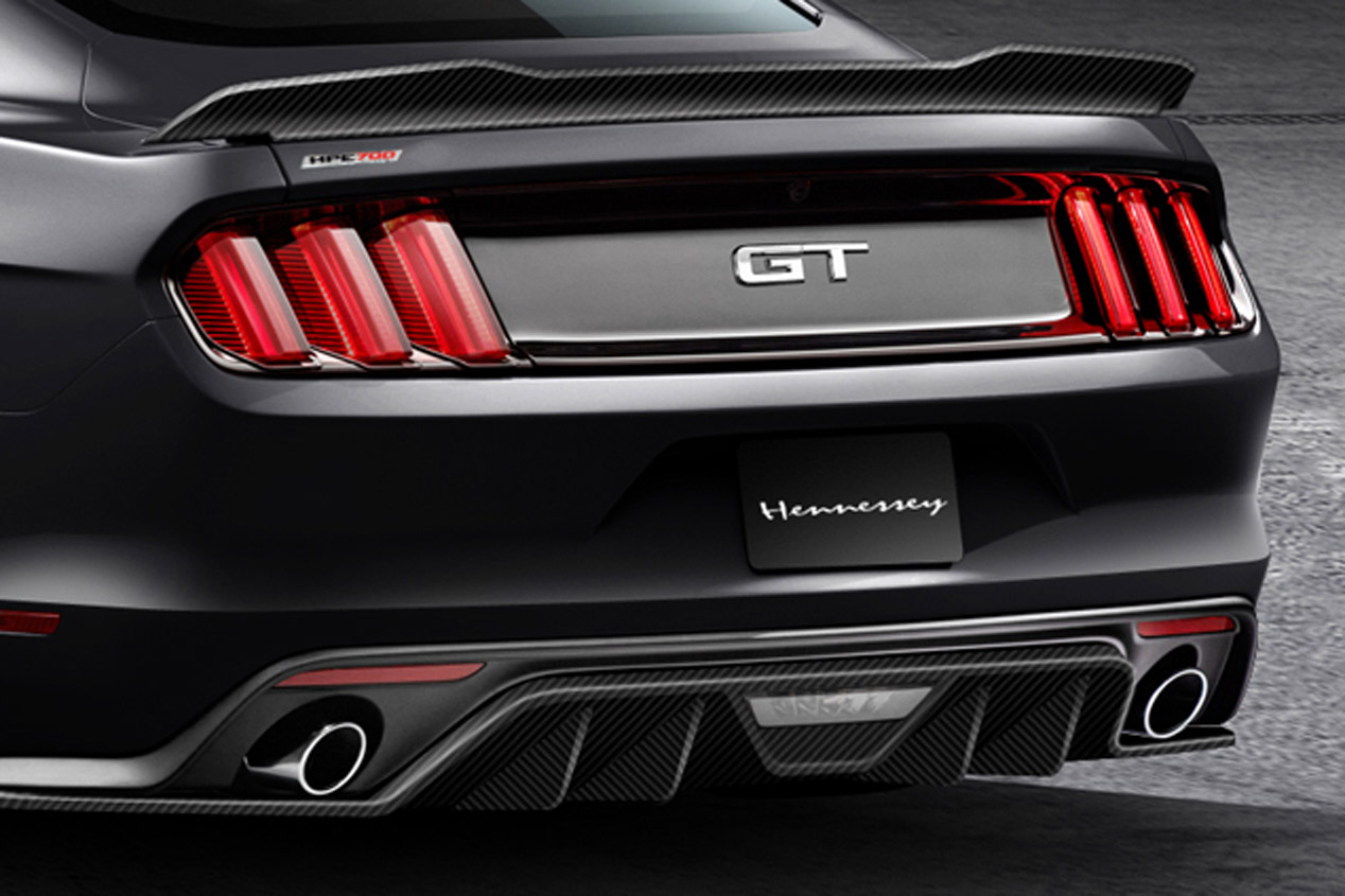 Hennessey Mustang GT 2015