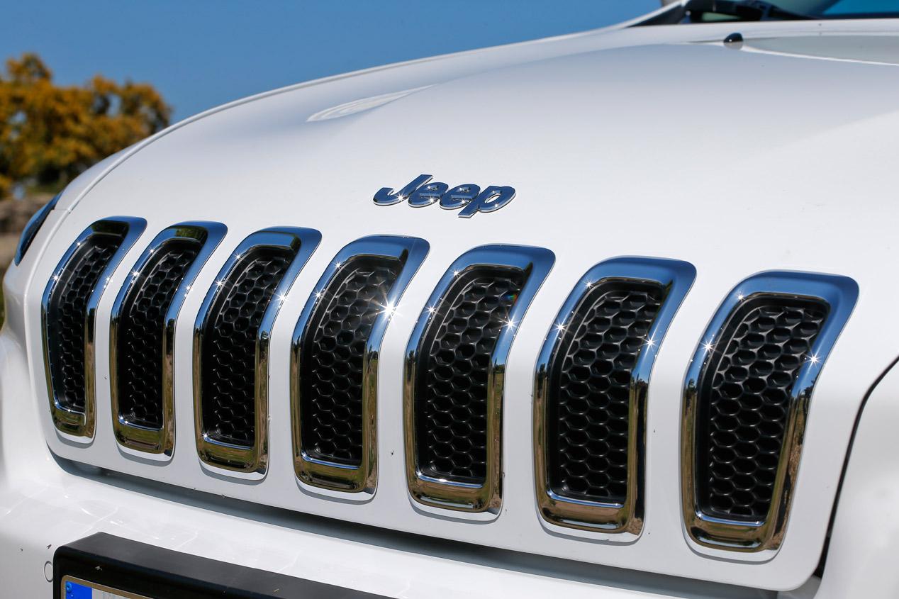Prueba: Jeep Cherokee 2.0 MJD 140 4X2 Limited