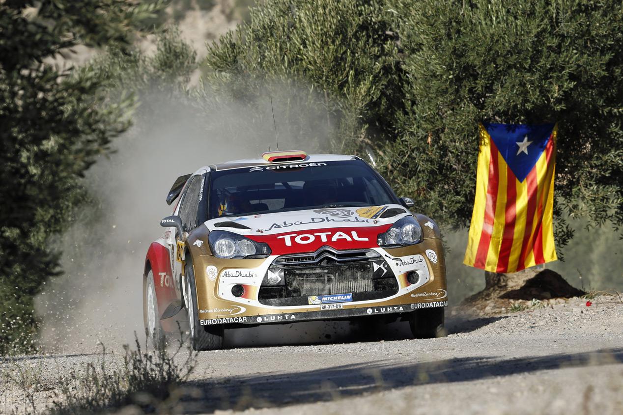 Rallye RACC España 2014