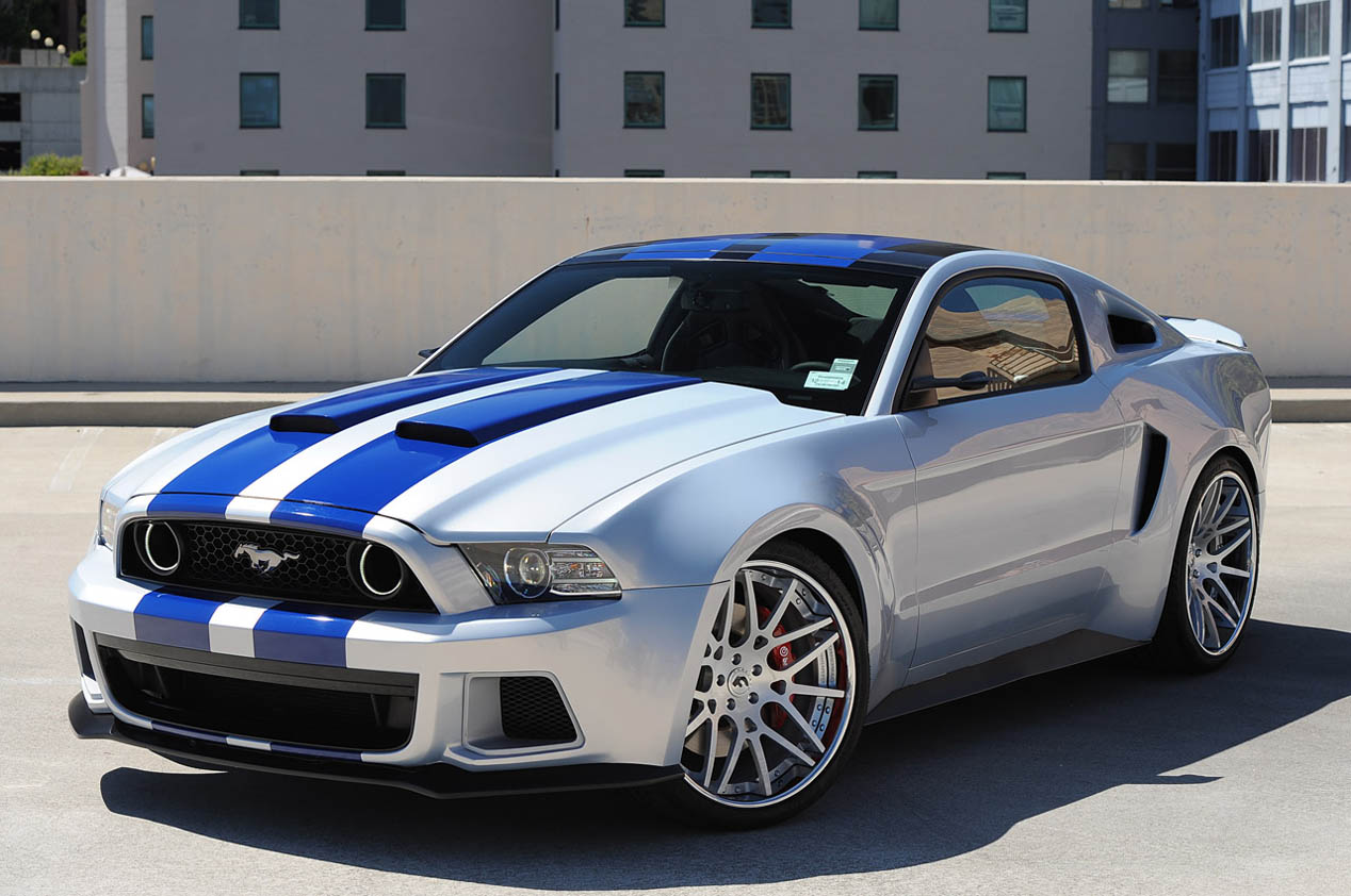 Ford Mustang de Need For Speed