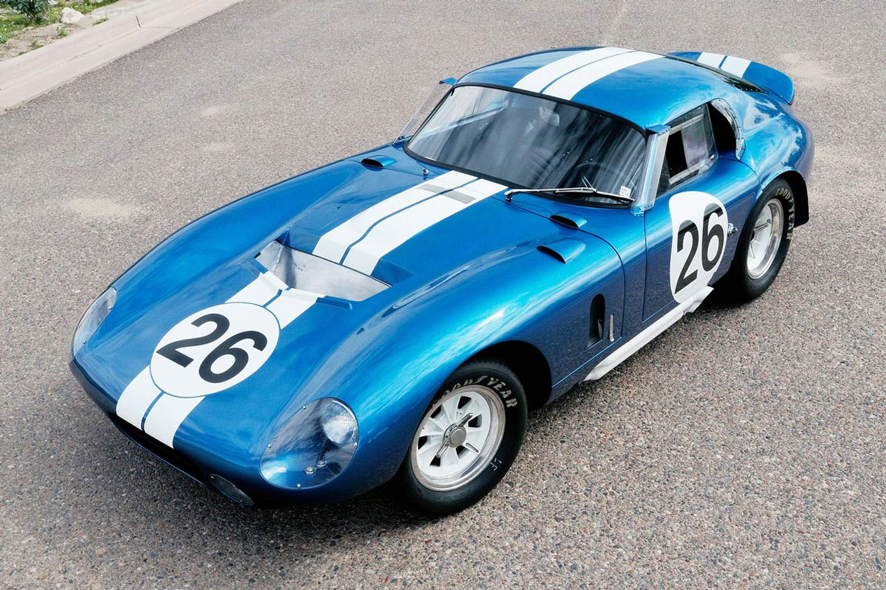 Shelby Cobra Daytona Coupe de 'Redline 7000'