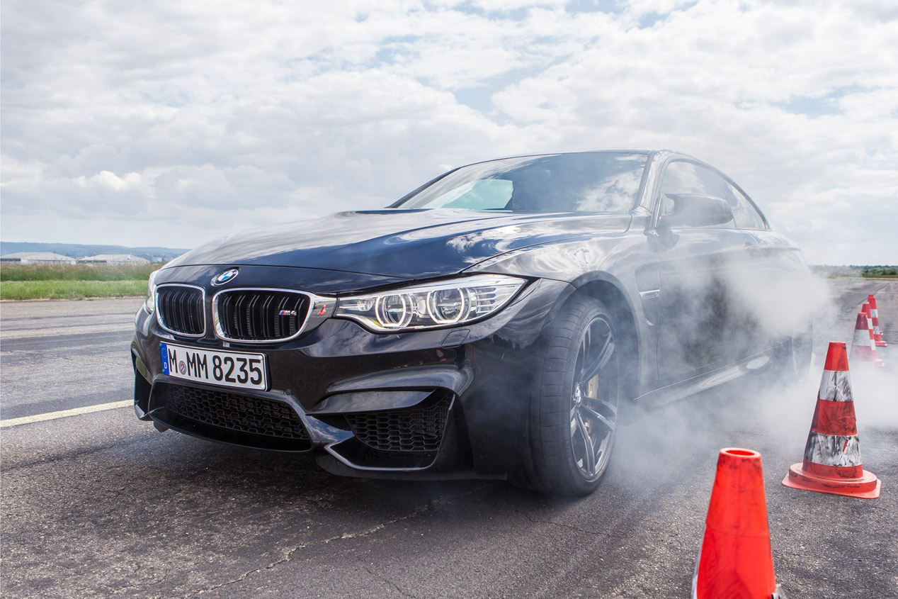 Prueba: BMW M4 DKG, fuerza bruta