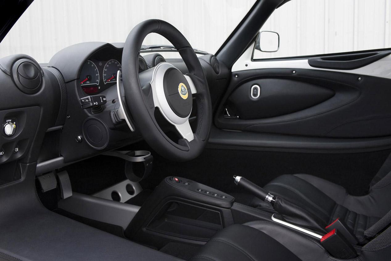 Lotus Exige S automático