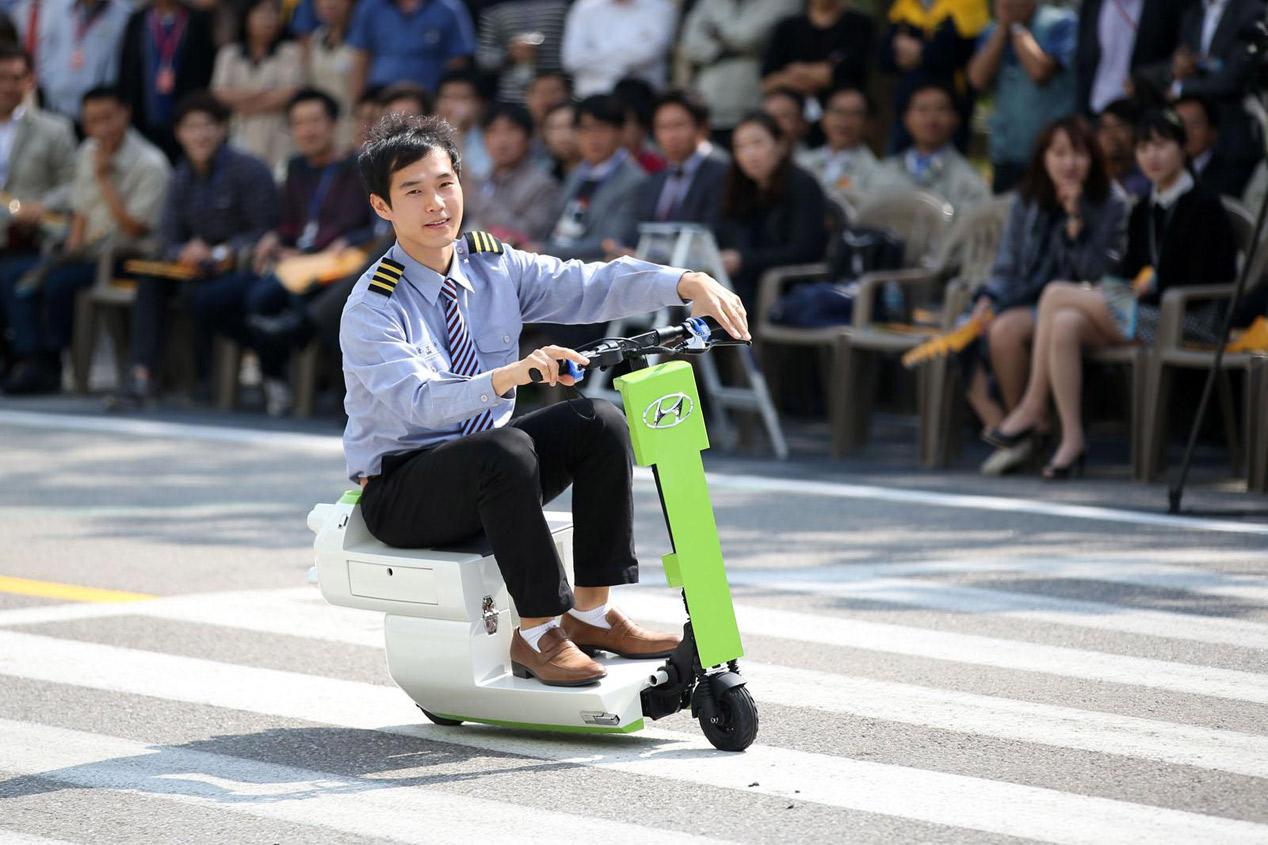Hyundai y sus locos cacharros del futuro