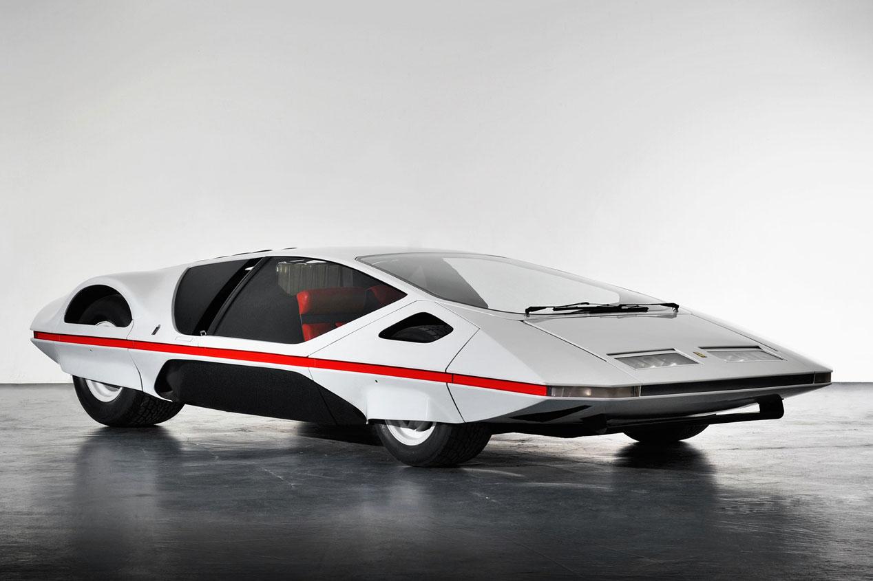 Ferrari 512S Modulo, de Pininfarina a un millonario americano