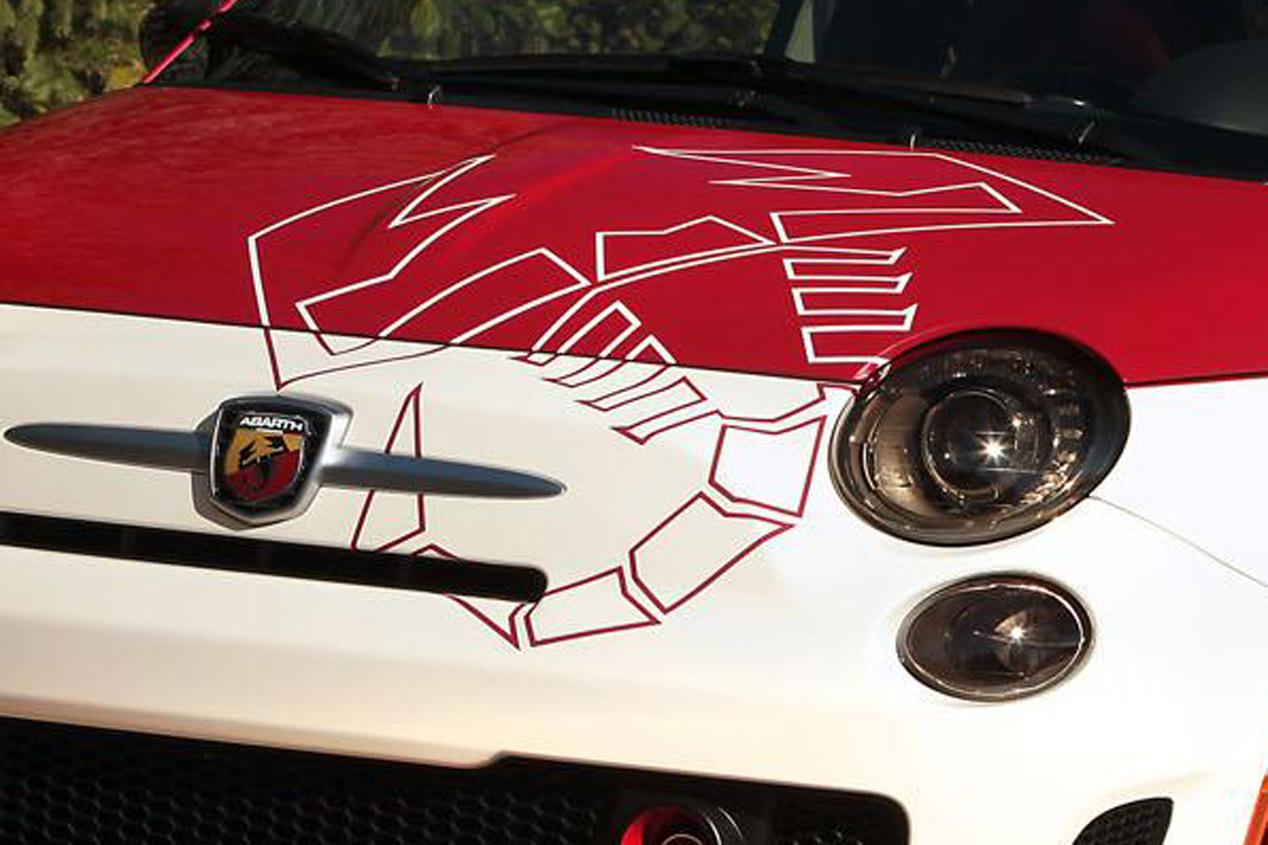 Las apuestas tuning de Fiat y Chrysler en el SEMA 2014