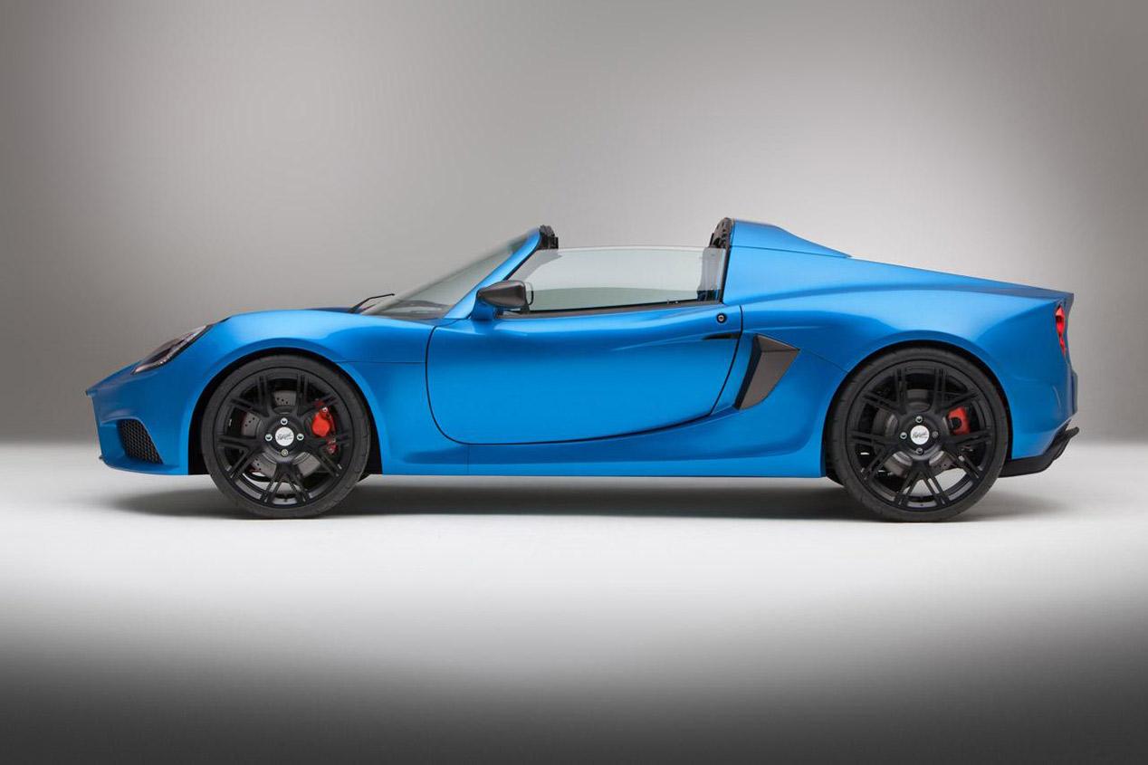 Detroit Electric SP01, nuevo deportivo eléctrico a la venta en 2015