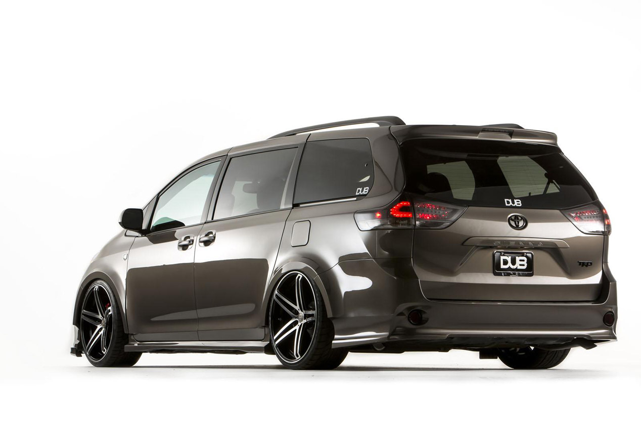 Toyota Yaris y Sienna DUB Edition