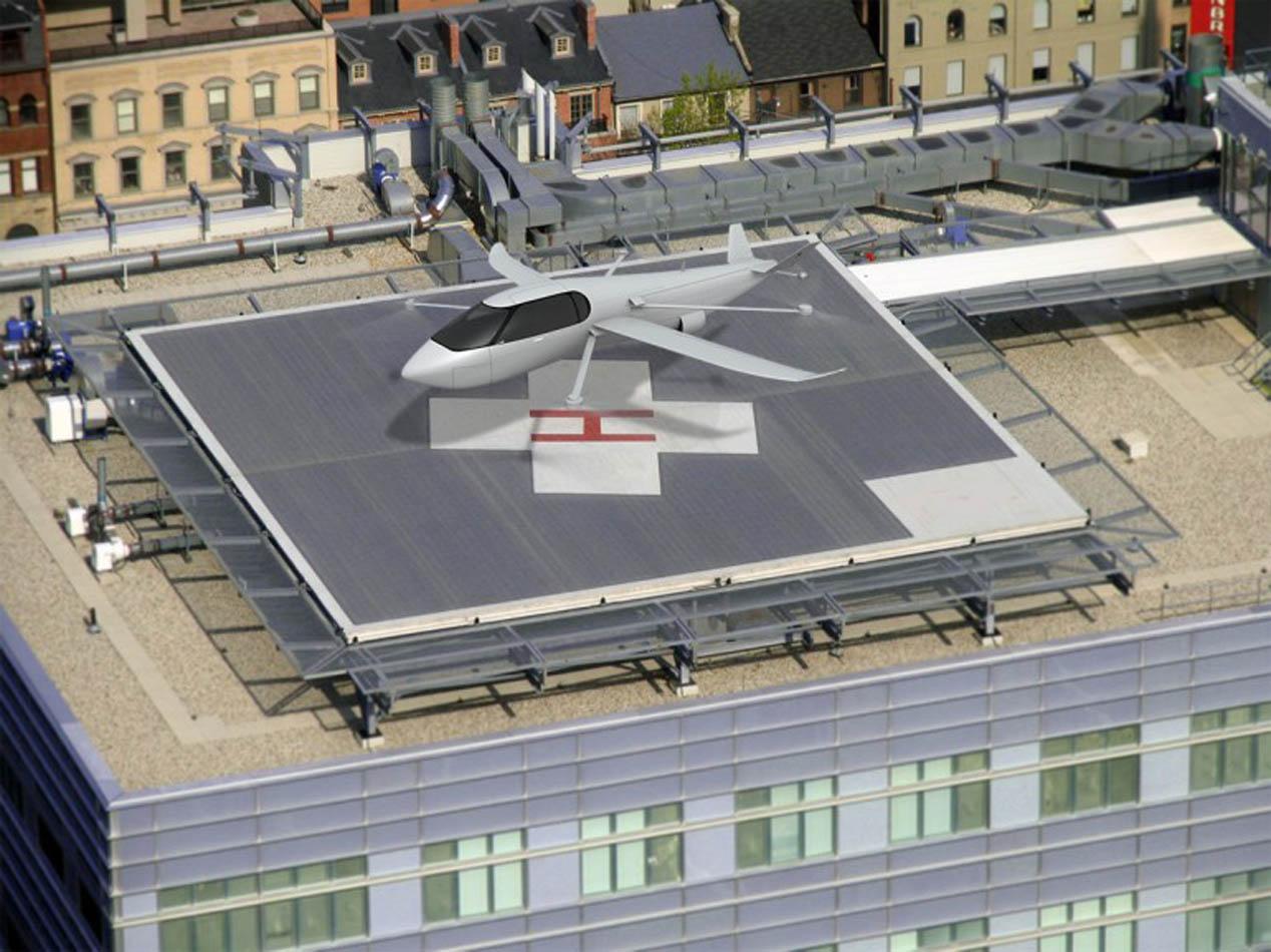 Krossblade's SkyCruiser