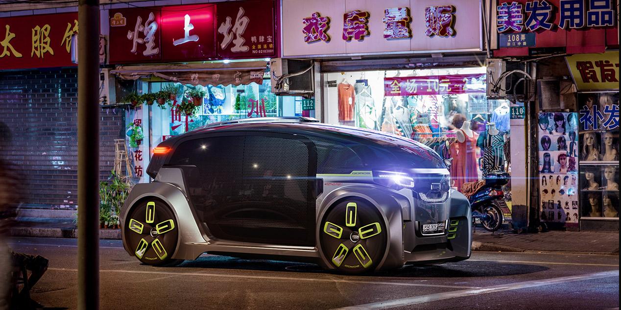 Así serán los coches del futuro