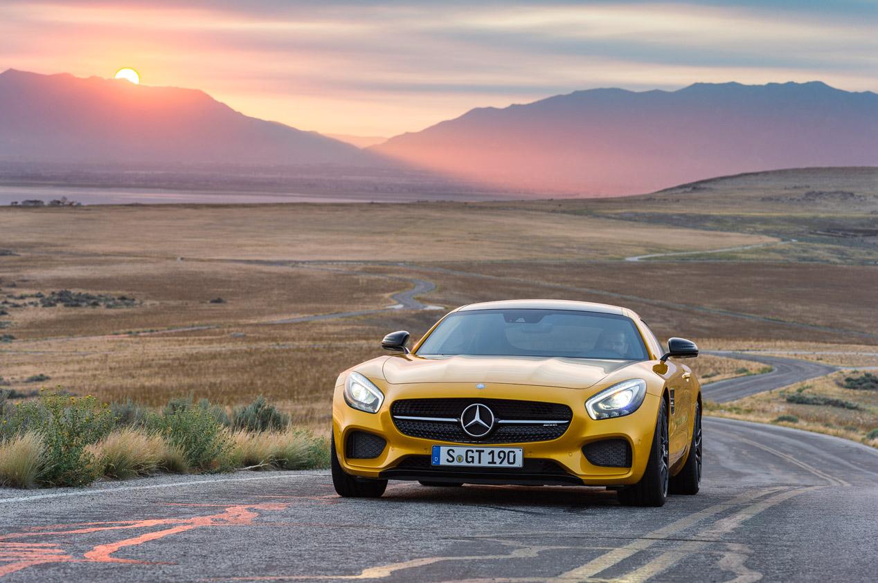 Precios del Mercedes AMG GT