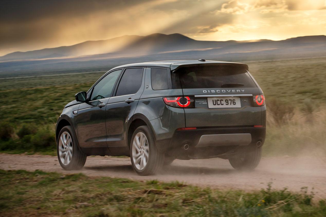 Land Rover Discovery Sport:  todos los precios