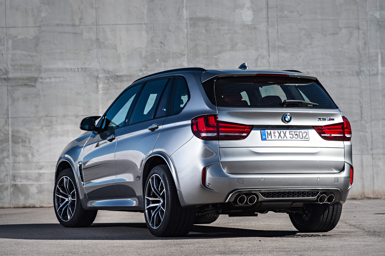 BMW X5 M y X6 M, dos SUV muy bestias