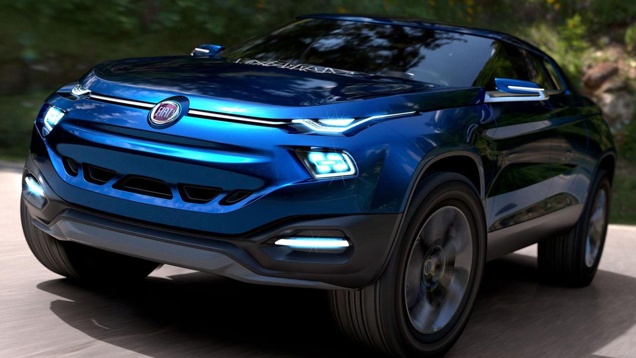 Fiat FCC4 Concept