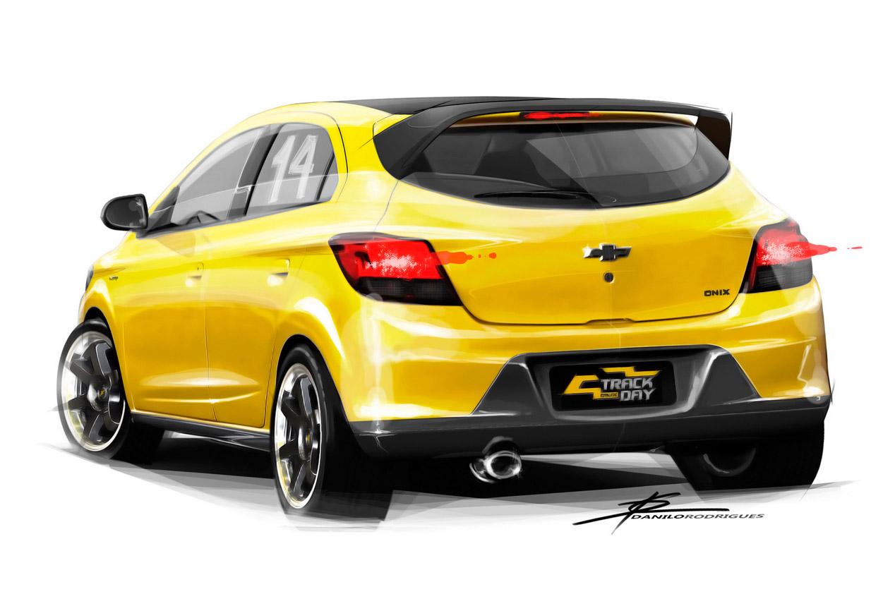 Las novedades de Chevrolet en el Salón de Sao Paulo