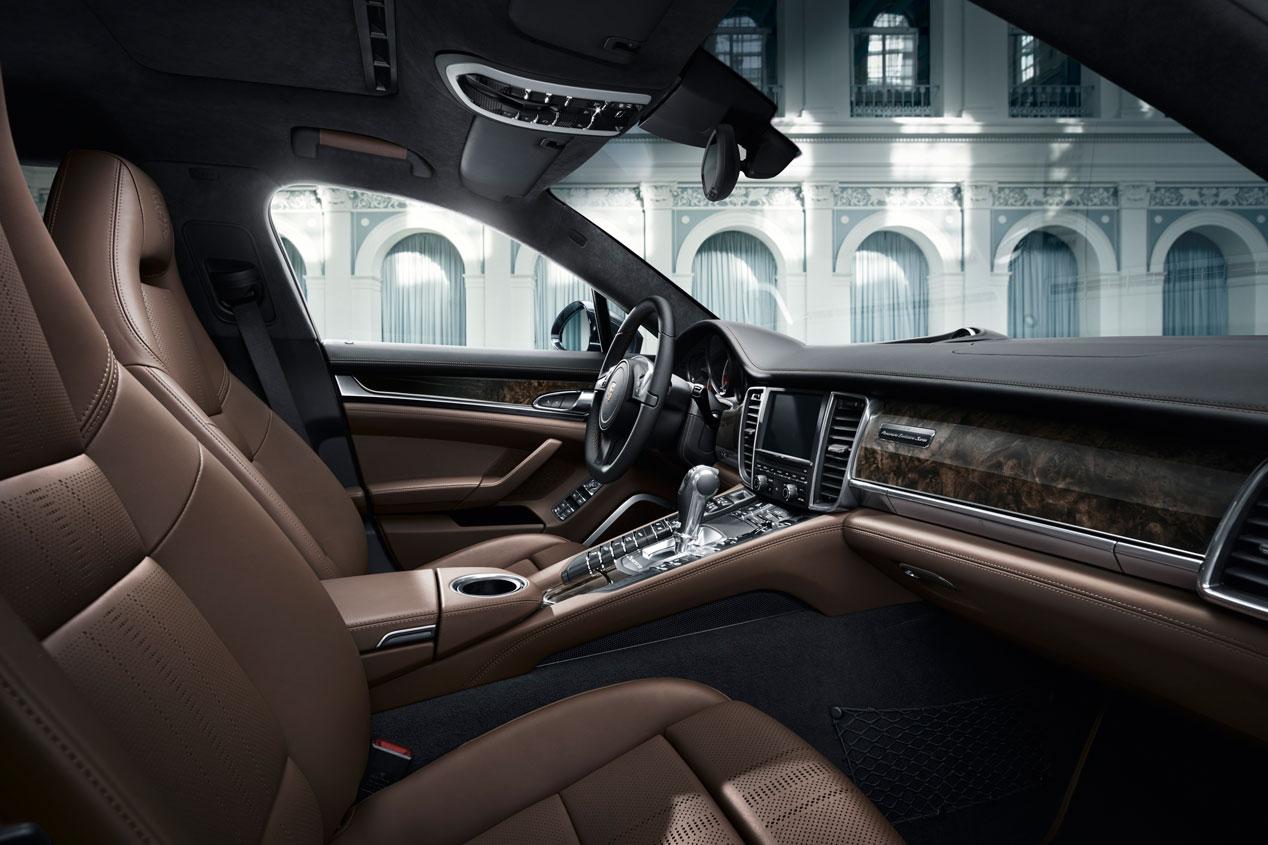 Porsche Panamera Exclusive Series, lujo a la máxima potencia