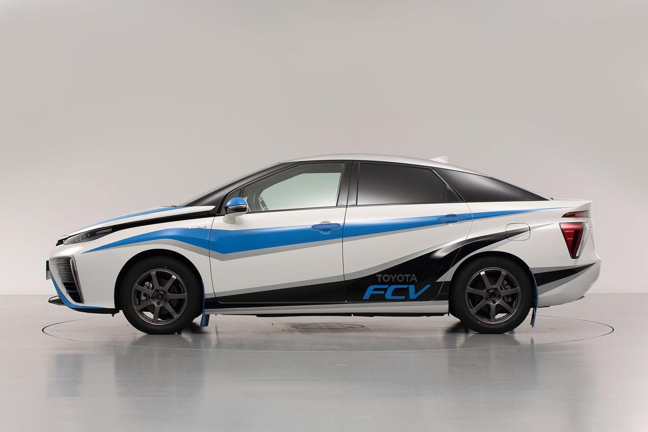 Toyota FCV de rallyes