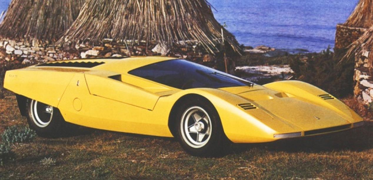 Los mejores prototipos de coches italianos que nunca se produjeron