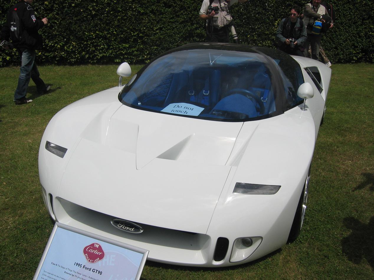 Los prototipos de coches más espectaculares que nunca vieron la luz