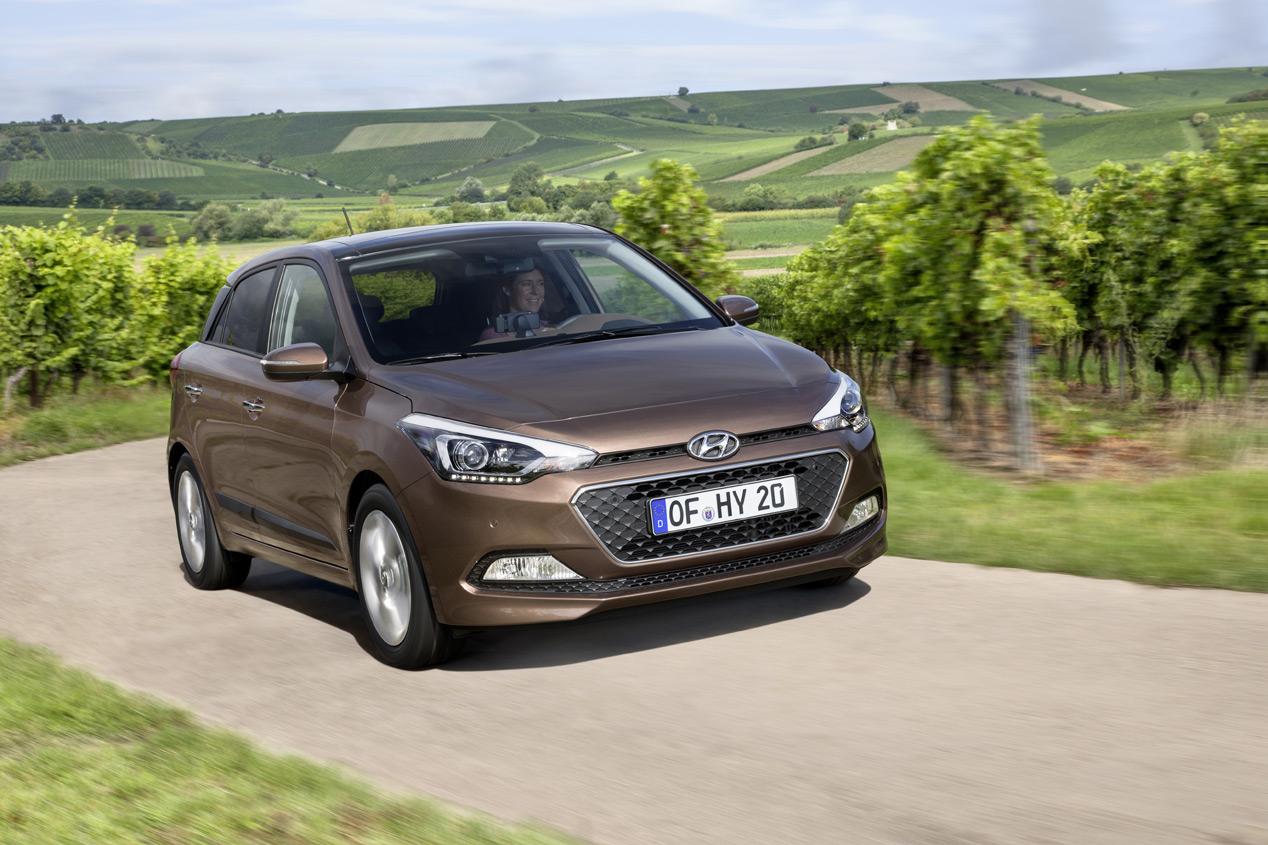 Hyundai y su nuevo motor de tres cilindros