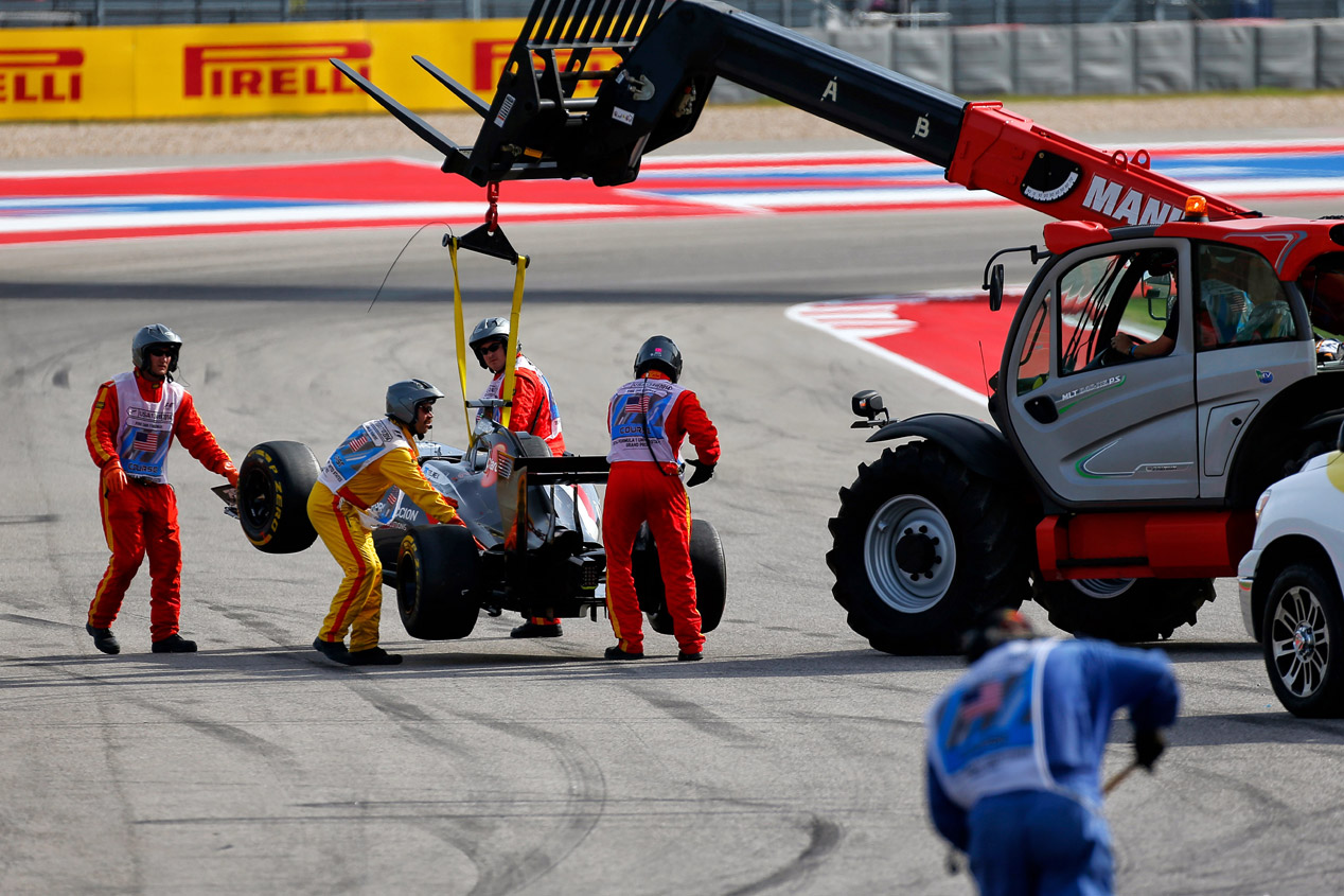 GP EEUU 2014: la carrera